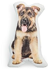 Scout Dog Shaped Pet Pillow