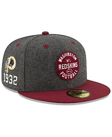 New Era Washington Redskins On-Field Sideline Home 59FIFTY-FITTED Cap