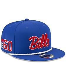 New Era Buffalo Bills On-Field Sideline Home 9FIFTY Cap