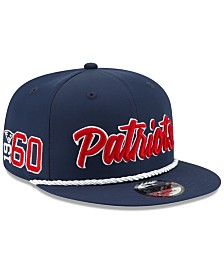 New Era New England Patriots On-Field Sideline Home 9FIFTY Cap
