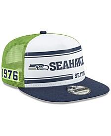 Seattle Seahawks On-Field Sideline Home 9FIFTY Cap