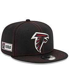 Atlanta Falcons On-Field Sideline Road 9FIFTY Cap
