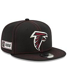 New Era Atlanta Falcons On-Field Sideline Road 9FIFTY Cap