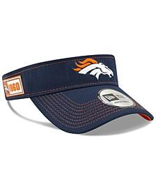 Denver Broncos 2019 On-Field Sideline Visor