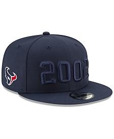New Era Houston Texans On-Field Alt Collection 9FIFTY Snapback Cap