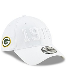 New Era Green Bay Packers On-Field Alt Collection 39THIRTY Stretch Fitted Cap