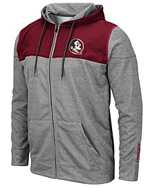 Men's Florida State Seminoles Nelson Full-Zip Hooded Sweatshirt