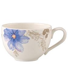 Villeroy & Boch Dinnerware, Mariefleur Gris Teacup