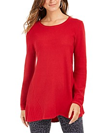 High-Low Tunic Sweater, Created for Macy's