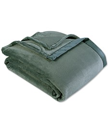 CLOSEOUT! Classic Velvety Plush King Blanket