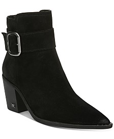 Sam Edelman Leonia Buckle Booties