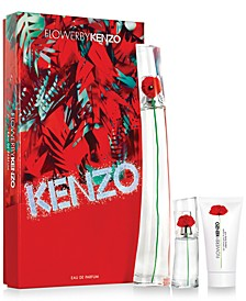 3-Pc. Flower By Kenzo Eau de Parfum Gift Set