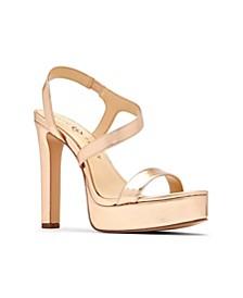 Naomi Platform Dress Sandals