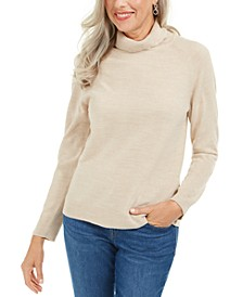 Luxsoft Turtleneck Sweater, Created for Macy's