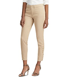 Lauren Ralph Lauren Stretch Chino Pants