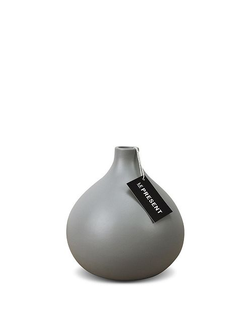 """Le Present Dame Ceramic Vase 5.9"""""""