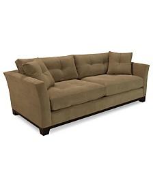 """Michelle 86"""" Fabric Sofa"""