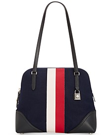 Carolyn Felt Shoulder Bag