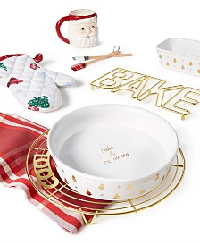 Martha Stewart Collection Holiday Collection, Created for Macy's