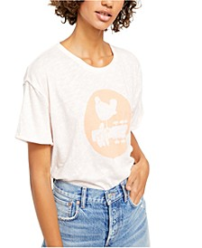 Woodstock Clarity Ringer T-Shirt