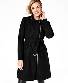 Asymmetrical Walker Coat