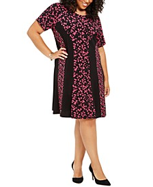 Plus Size Maple Grove Shift Dress