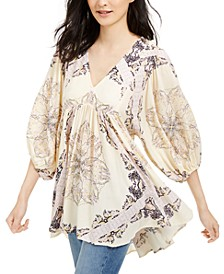Girl Talk Tunic Top