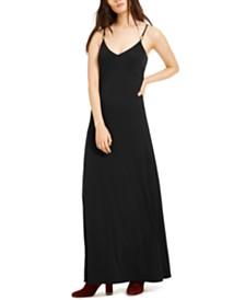 Michael Michael Kors V-Neck Maxi Dress