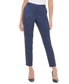 Tommy Hilfiger Radcliffe Straight-Leg Pants