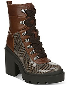 Lambert Combat Boots