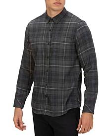 Men's Vedder Washed Plaid Shirt