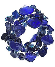 3 Piece Set Shell & Bead Stretch Bracelets, Created For Macy's