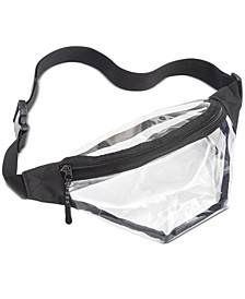 Men's Clear Waist Pack