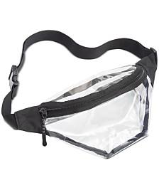 Bespoke Men's Clear Waist Pack