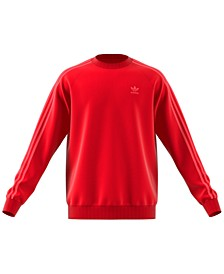adidas Men's Originals Fleece Sweatshirt