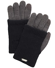 Solid Cover Magic Gloves