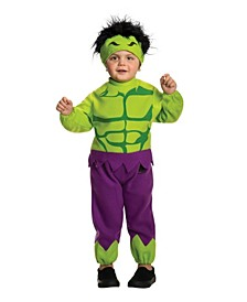 Hulk Big Boy Costume