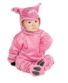 BuySeasons Little Pig - Infant-Toddler Costume