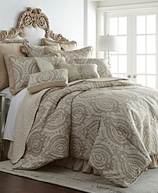 Thread and Weave Tuscany 3-Piece Comforter Set - King