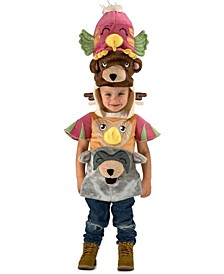 Child Totem Pole Costume