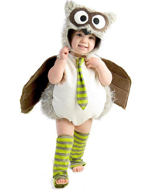 BuySeasons Child Edward the Owl Costume