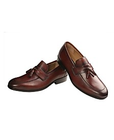 Men's Leather Tassel Loafer