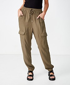 Cotton On Cerrie Drapey Utility Pant