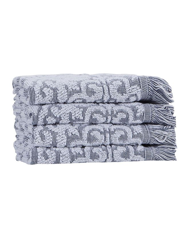 OZAN PREMIUM HOME Panache Washcloths 4-Pc. Set