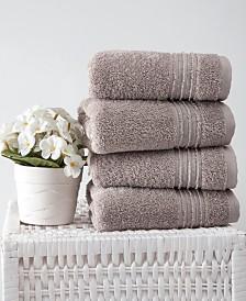 Ozan Premium Home Cascade Hand Towel 4-Pc. Set
