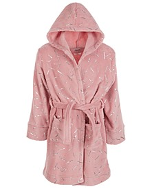 Big Girls Printed Robe