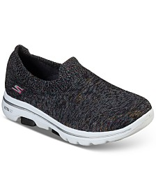 Skechers Women's GOWalk 5 Sparkling Walking Sneakers from Finish Line