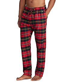 Polo Ralph Lauren Men's Flannel Pajama Pants