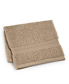 "Sunham Soft Spun 12"" x 12"" Cotton Wash Towel"