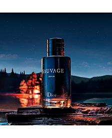 Dior Men's Sauvage Parfum Fragrance Collection
